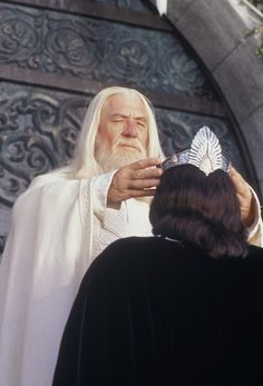 The coronation of Aragorn Ellessar happened on this day (May 1st) in 3018!! It was also the day that Arwen and Elrond set out from Rivendell for Gondor as Aragorn had for-filled the requirements for his marriage to Arwen.