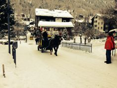 Zermatt, in resort, 2014