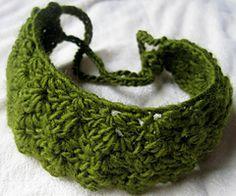 Ravelry: Crochet Head Band pattern by Laura Hooker