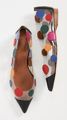 Malone Souliers by Roy Luwolt Christina Ungaro Flats Malone Souliers, Pretty Shoes, Beautiful Shoes, Women's Shoes Sandals, Shoe Boots, Heels, All About Shoes, Mode Inspiration, Shoe Game