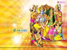 Lord Ram Darbar Wallpaper HD Size Free Download Ram Wallpaper, Hanuman Wallpaper, Full Hd Wallpaper, Hindu Panchang, Ram Navami Images, Rama Photos, Rama Lord, Lord Rama Images, Sita Ram
