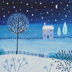 Silent Night by Josephine Grundy