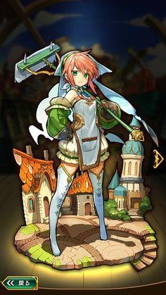 【ラスピリ】マルタの評価・ステータス - Gamerch