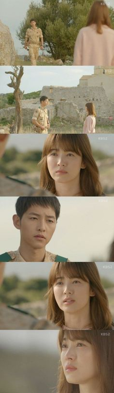 Descendants of the Sun (태양의 후예) Korean - Drama - Episode 12 - Picture @ HanCinema :: The Korean Movie and Drama Database