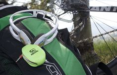 Cord Organization, Tangled, Headphones, Usb, Backpacks, Medium, Colors, Green, Headpieces