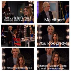 This episode makes me cry 😢 Disney Channel Shows, Disney Shows, One Last Dance, Cute Disney Pictures, Funny Disney Memes, Amazing Songs, Laura Marano, Austin And Ally, Child Hood
