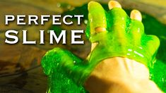 How To Make Green Slime With Two Simple Chemicals