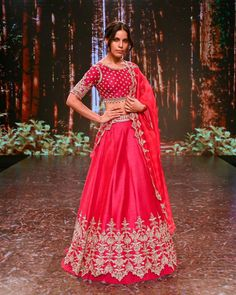 Best Looks Spotted At Lakme Fashion Week Winter Festive 2020