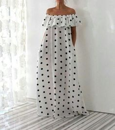 Holly Fulton Spring/Summer 2015 Trunkshow Look 5 on Moda Op Diy Fashion, Fashion Dresses, Womens Fashion, Moda Fashion, Fashion Spring, Fashion Clothes, Dress Skirt, Dress Up, Ruffle Dress
