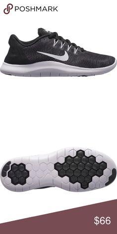 8df7defd88b Nike Flex RN Running Shoes Black / White 8.5 Brand new in box, never worn.  Παπούτσια ...