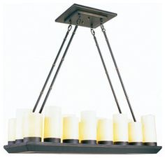 allen+and+roth+lighting | Shop allen + roth 18-Light Bronze Chandelier at Lowes.com - - -
