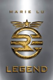 Legend, the first book in a series for young adults about a futuristic society---- good for adults too!