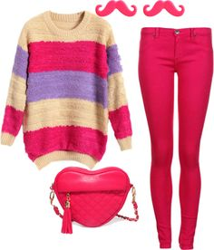 """shopping with the girls"" by daniellep630 ❤ liked on Polyvore"