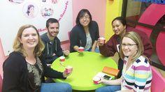 Indian ice cream YesVideo trip #YesMemory