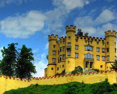 Hohenschwangau Castle - Bavaria