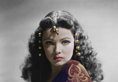 Gene Tierney! was better known for her beauty than her acting!