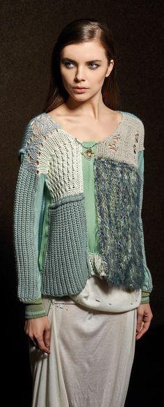 Tricotaje , Lucruri Crosetatd
