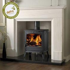 Franco Belge Savoy Elegance Multifuel / Woodburning Stove