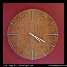1000 images about small craft projects i 39 ve made on for Small clocks for crafts