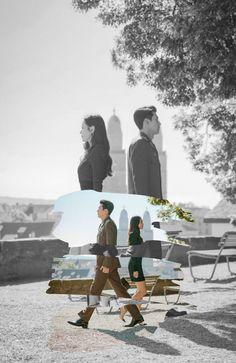 Korean Drama Romance, Korean Drama Best, Korean Drama Movies, We Bare Bears Wallpapers, Cute Wallpapers, Drama Words, Seo Ji Hye, Best Kdrama, Movie Co