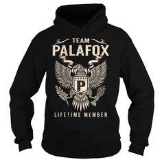 Team PALAFOX Lifetime Member - Last Name, Surname T-Shirt