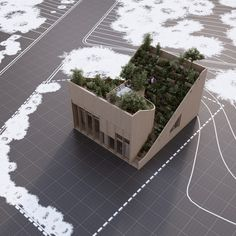 Gallery of Architecture That Can Feed You: Penda's Yin & Yang House Addresses Our Detachment With Food - 12