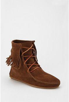 Minnetonka Tramper Ankle Boot  Online Only  $56.00