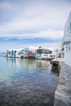 Mykonos, Greece captured by @rosietonline