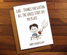 cool fathers day cards diy
