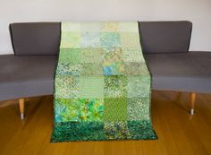 I just posted three new, ready to ship in time for Christmas, baby / crib quilts!