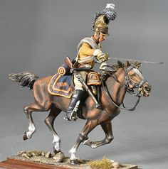 Cavalryman of the Saxon Leib Guard 1812 Napoleonic Wars, Toy Soldiers, Old Pictures, Troops, Vignettes, Jewelry Art, Scandinavian, Army, Miniatures