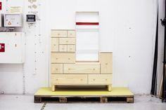 Συρταριέρα -  Designer: Ehlen Johansson