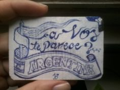 Argentine Magnets on Behance