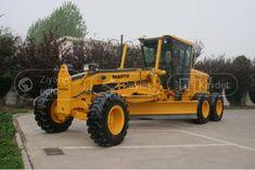 Shantui Motor Grader, Heavy Equipment, Tractors, Weights