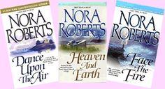 Three Sisters Island Trilogy...My favorite Nora Roberts series