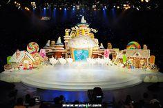 儿童节目舞台布景设计 - 舞台布景 - ...