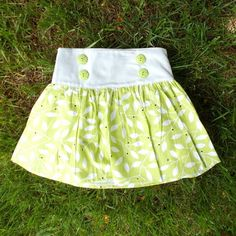 Get your Free Skirt Pattern for Girls: The Sofia Skirt. Easy PDF printable sewing pattern and a step by step picture tutorial are ready to download here!