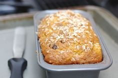 Our recipe for Morning Glory Amish Friendship Bread | www.friendshipbreadkitchen.com