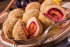 Chicken Marinade Recipes, Chicken Marinades, Knedle Recipe, Strawberry Jello Cake, Creative Food Art, Kolaci I Torte, Serbian Recipes, Something Sweet, Macaroons