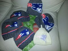 Patriots Hats for Christmas!