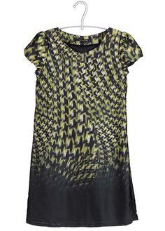 Robe Imprimée Jaune La Fee Maraboutee pour femme sur Place des tendances Groupe Printemps. Retrouvez toute la collection La Fee Maraboutee pour femme.