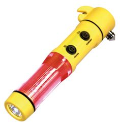 Multi Function Safety Hammer | £9.99