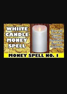 7 Money Spells Even the Newest Witch Can Perform - Aprende Gran Magia Jar Spells, Luck Spells, Candle Spells, Magick Spells, Wicca, Spells That Actually Work, Money Spells That Work, Need Money, How To Get Money