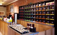 Stash Tea Retail Store & Tea Bar  Portland, OR