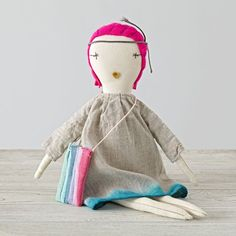 Stella Pixie Doll by Jess Brown