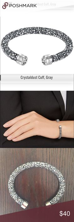 751e6a3784ee0 20 Best Swarovski Crystaldust Collection images in 2016 | Bracelets ...
