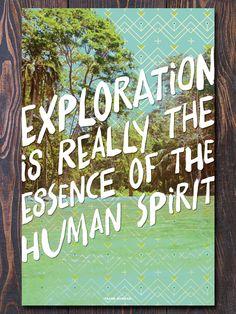 Exploration Art Print - earmarksocialgoods