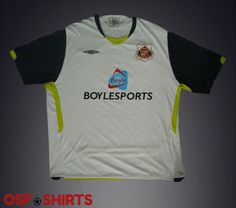 Sunderland-Away-Football-Shirt-2009-2010-Jersey-Trikot-Maglia-Soccer  http://www.ebay.com/itm/-/331988372009