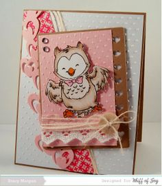 Sweet valentine using Owl Love you Dearly.  http://www.whiffofjoy.ch/product_info.php?info=p1645_owl-love-you-dearly---simply-maya.html