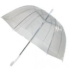 10. Fashion Umbrellas Clear Bubble Umbrella
